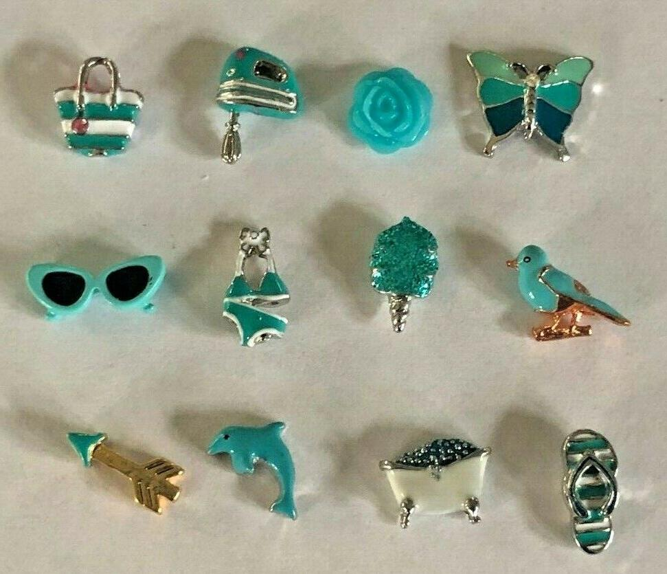 Authentic Owl New 2019 Spring Aqua Collection BUY 4 $2 Ship