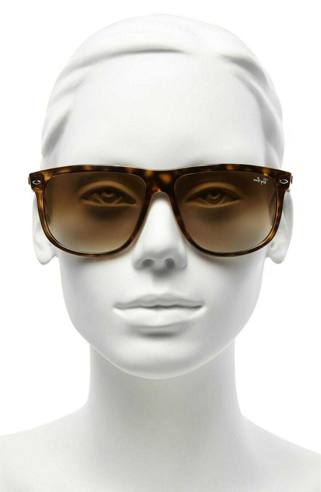 Authentic Ray Flattop Tortoise Sunglasses