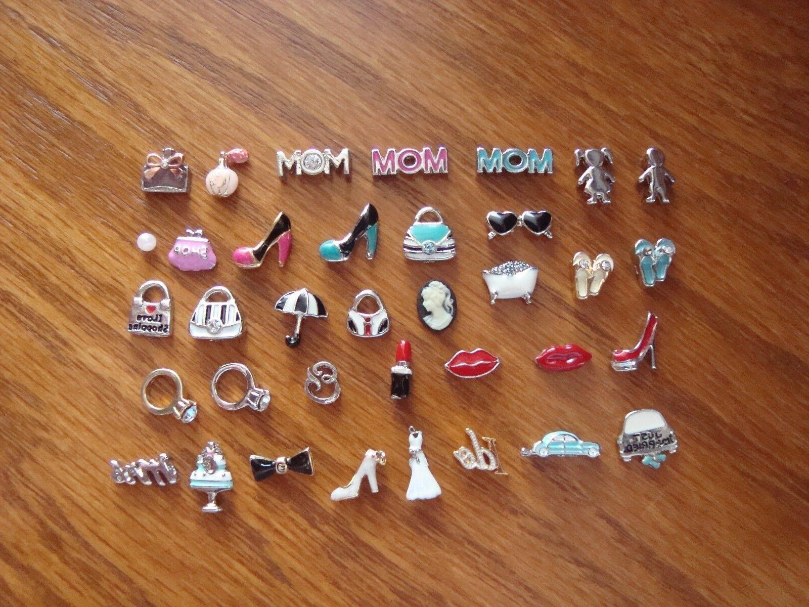 """Authentic Origami Owl """"Your Choice"""" of Charms - Ladies/Mom/W"""