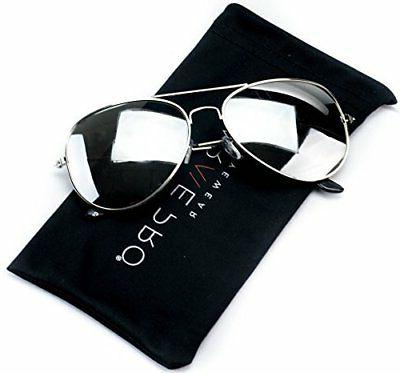 Aviator Metal Frame Sunglasses
