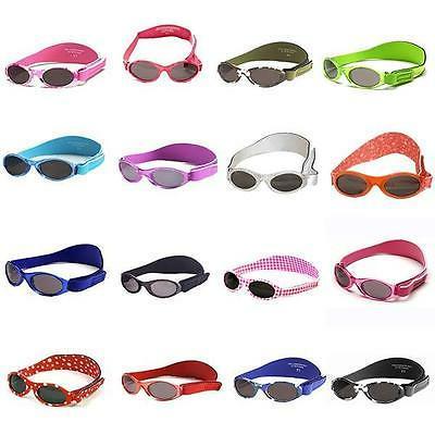 Baby Kidz Banz Adventurer Sunglasses 100% UVA UVB Sun Protec
