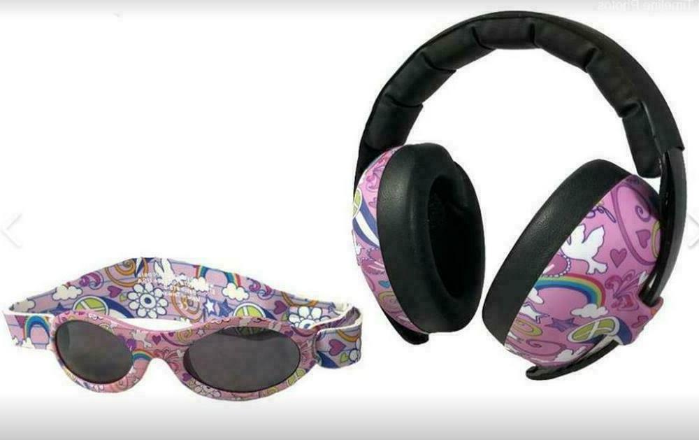 banz carewear protection set baby sunglasses
