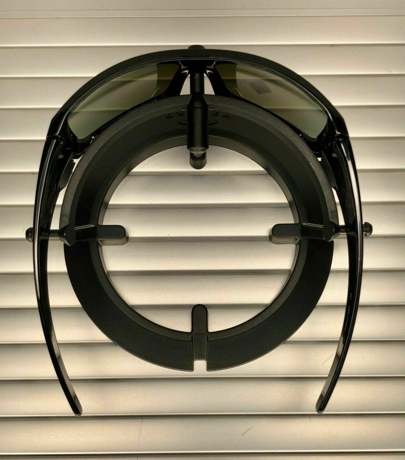 Oakley BATWOLF Sunglasses OO9101-5827 Polished Black W/ PRIZM Sapphire Iridium