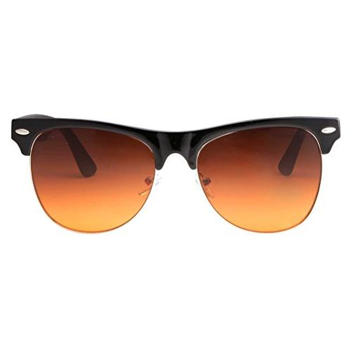 Blue Blocking Driving Sunglasses Yellow Tint Spring Brow Line