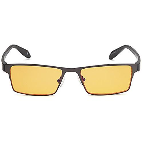 Gamma Blocking Computer Gaming TV Glasses 0.00x Magnification