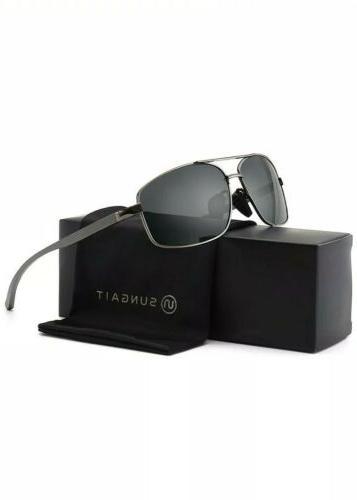 brand new ultra lightweight designer polarized sunglasses