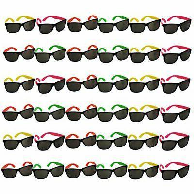 bulk neon sunglasses