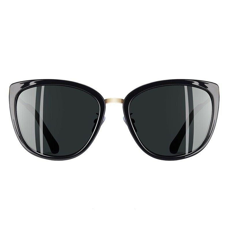 cat eye sunglasses women fashion small polarized