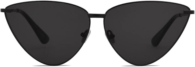 Sojos Cateye Sunglasses For Women Fashion Retro Vintage Narr