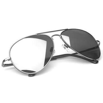 Celebrity Mirrored Lens Aviator Sunglasses 1375