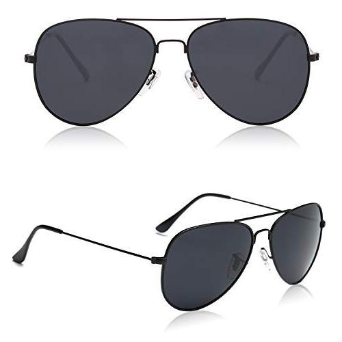 SOJOS Classic Aviator Sunglasses Lens SJ1054 Lens