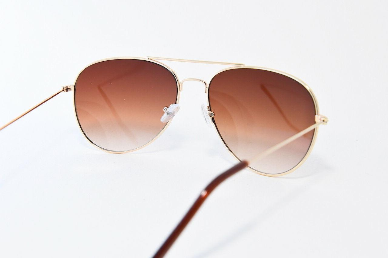 GRINDERPUNCH CLASSIC SUNGLASSES NORMAL FIT BROWN LENS OS
