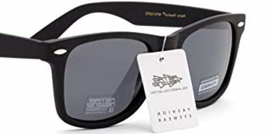 49074e7a13e5 Retro Rewind Classic Polarized Sunglasses