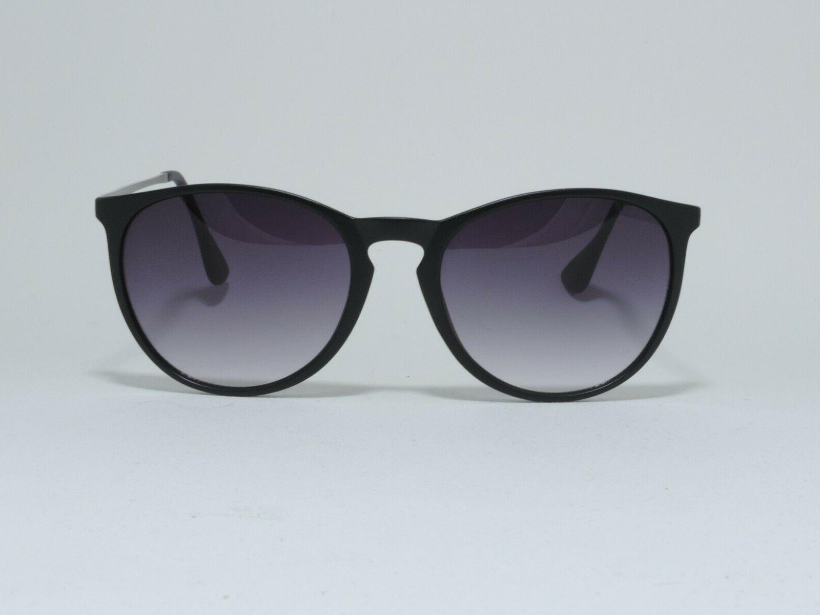 classic retro sunglasses round cat eye matte