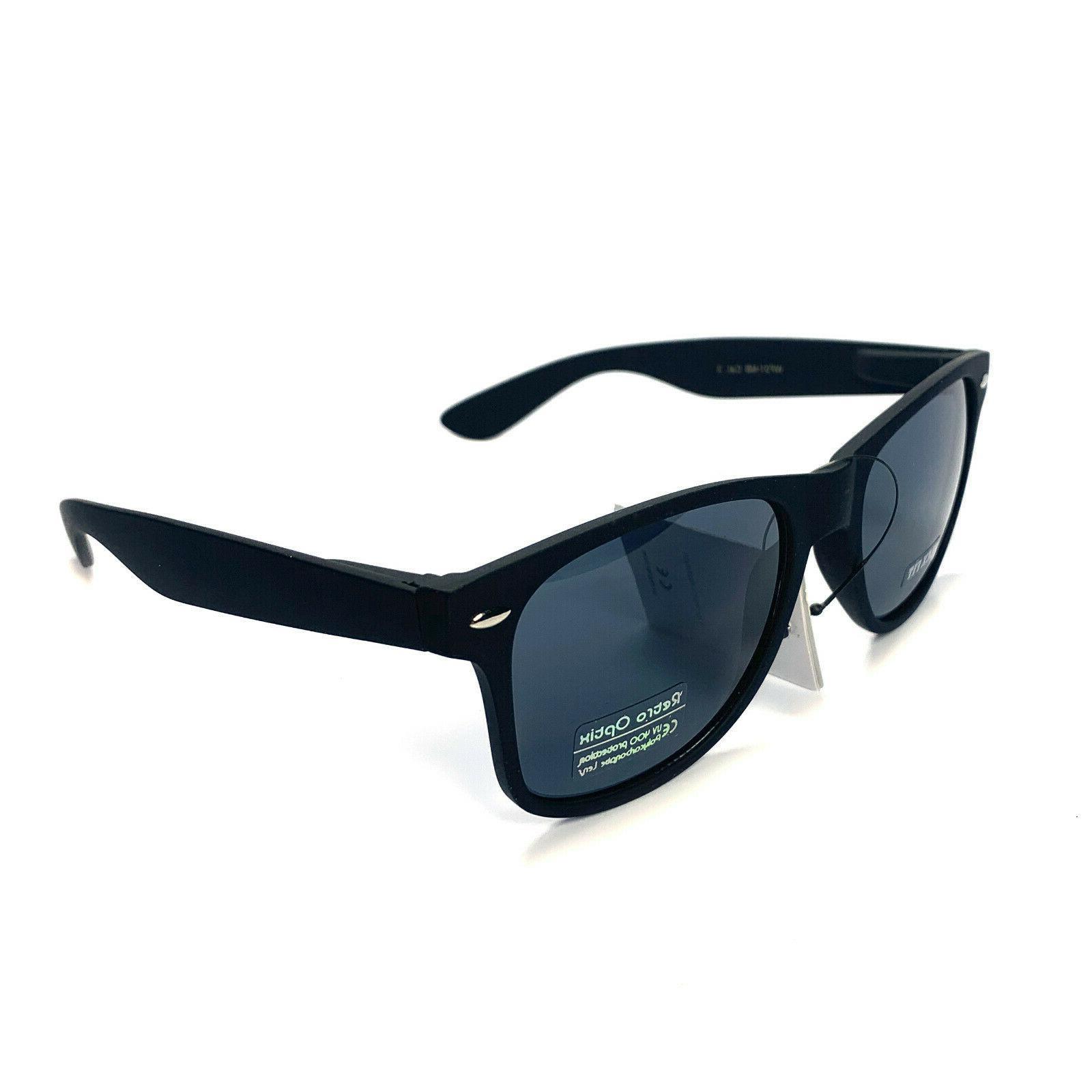 Retro Style Sunglasses - 1