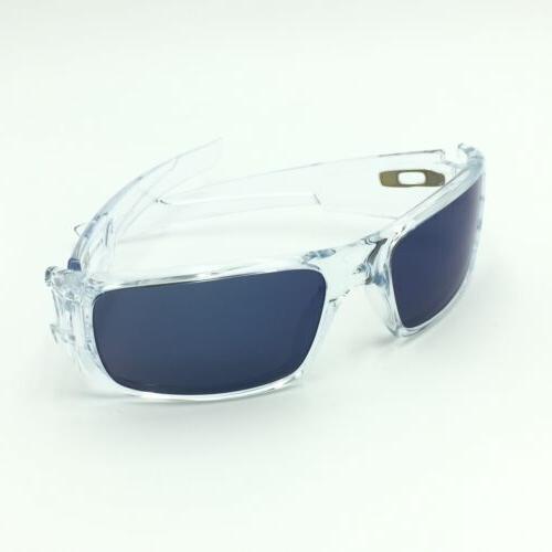 Oakley Clear Sunglasses Iridium Lens 60mm
