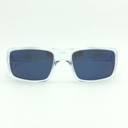 Oakley Crankshaft OO9239-04 Polished Clear Sunglasses