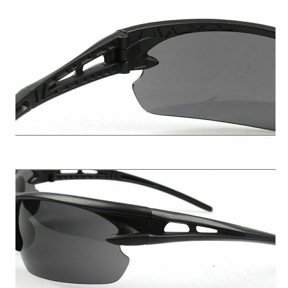 New Day Night Vision Sunglasses UV400 Glasses Unisex Eyewear