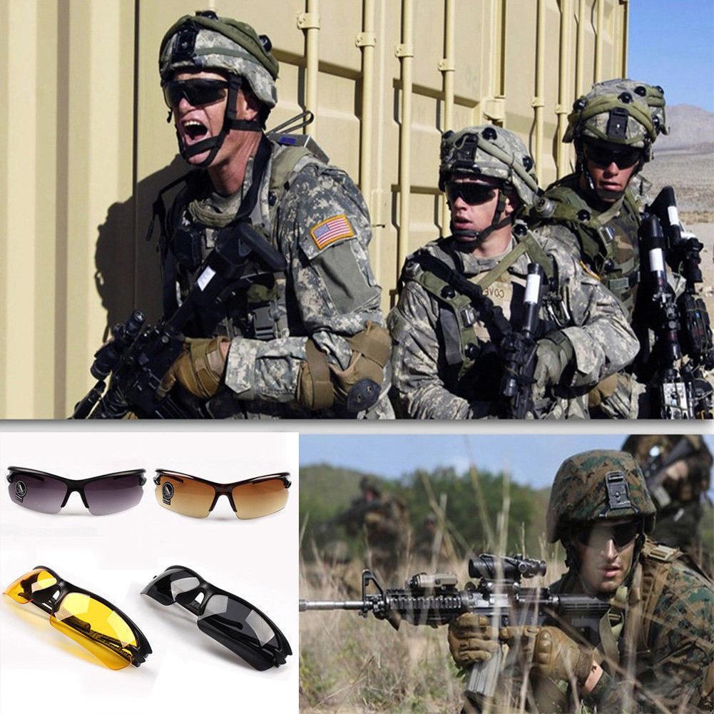 Day & Night Vision Sunglasses UV400 Driving Glasses HD Unise
