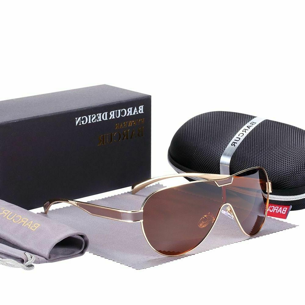 Driving Polarized Sunglasses Men Design Sports Eyewear Acces