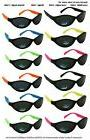 Edge I-Wear 12 Pack Kids Neon Party Sunglasses CPSIA Certifi