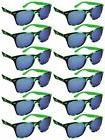 Edge I-Wear 12 Pack Neon Party Sunglasses with UV 400 Lens 5
