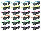 Edge I-Wear 24 Pack Neon Party Sunglasses with CPSIA certifi