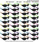 Edge I-Wear 36 Pack Neon Party Sunglasses with CPSIA certifi