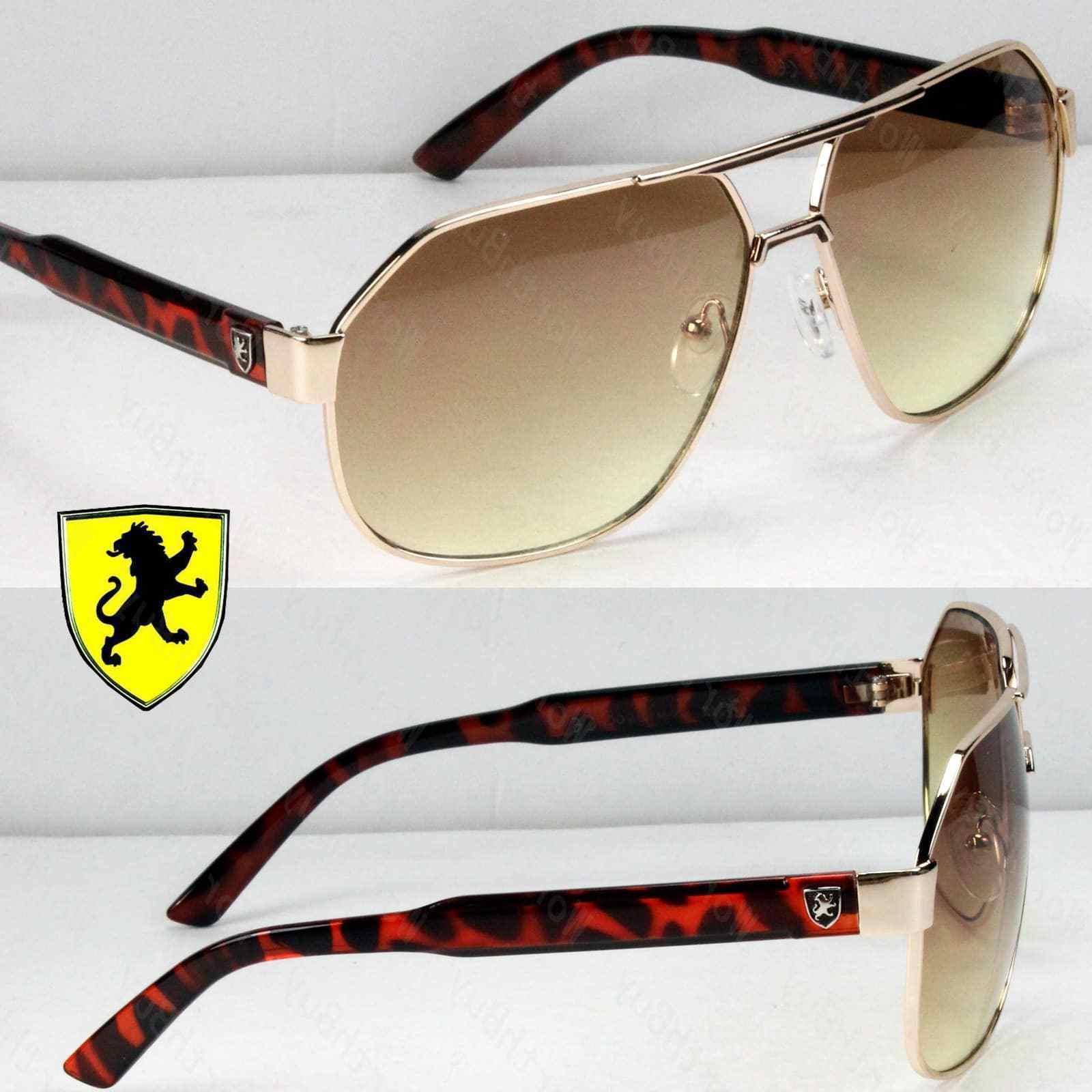 eyewear mens womens designer fashion pilot sunglasses