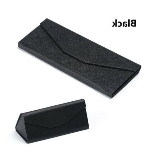 Triangular Purse Leather