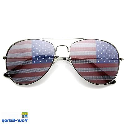 fourth of july accessories american flag aviator