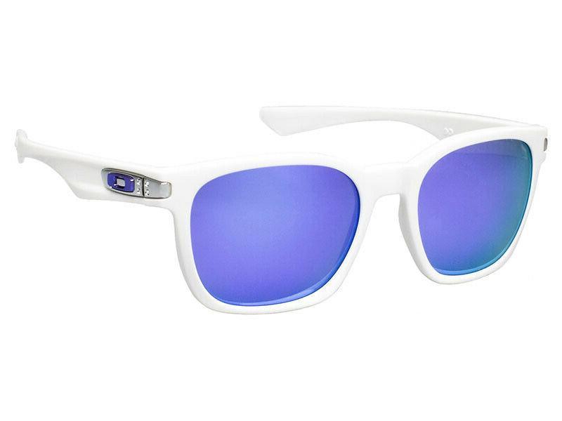 garage rock sunglasses oo9175 02 polished white