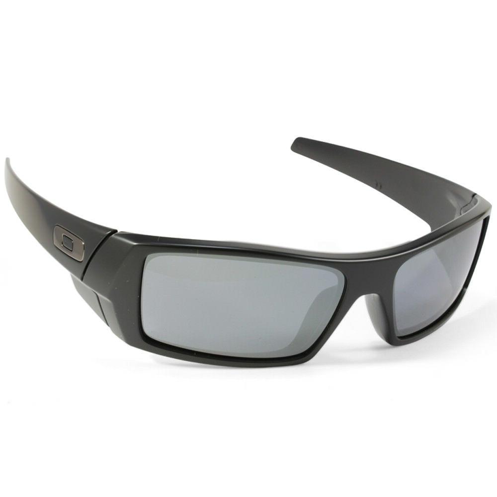 Oakley Men's Gascan Rectangular Eyeglasses,Matte Black,61 mm