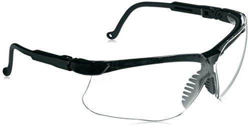 Howard Leight by Genesis Shooting Glasses, Clear Lens
