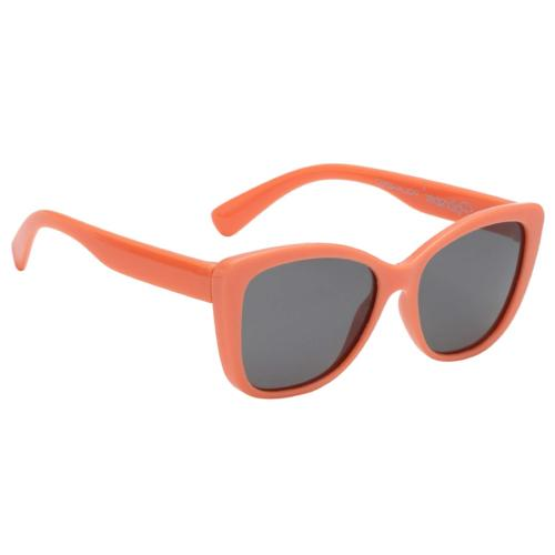 Polarspex Girls Elastic Kids Toddler Polarized Cat Eye Sungl