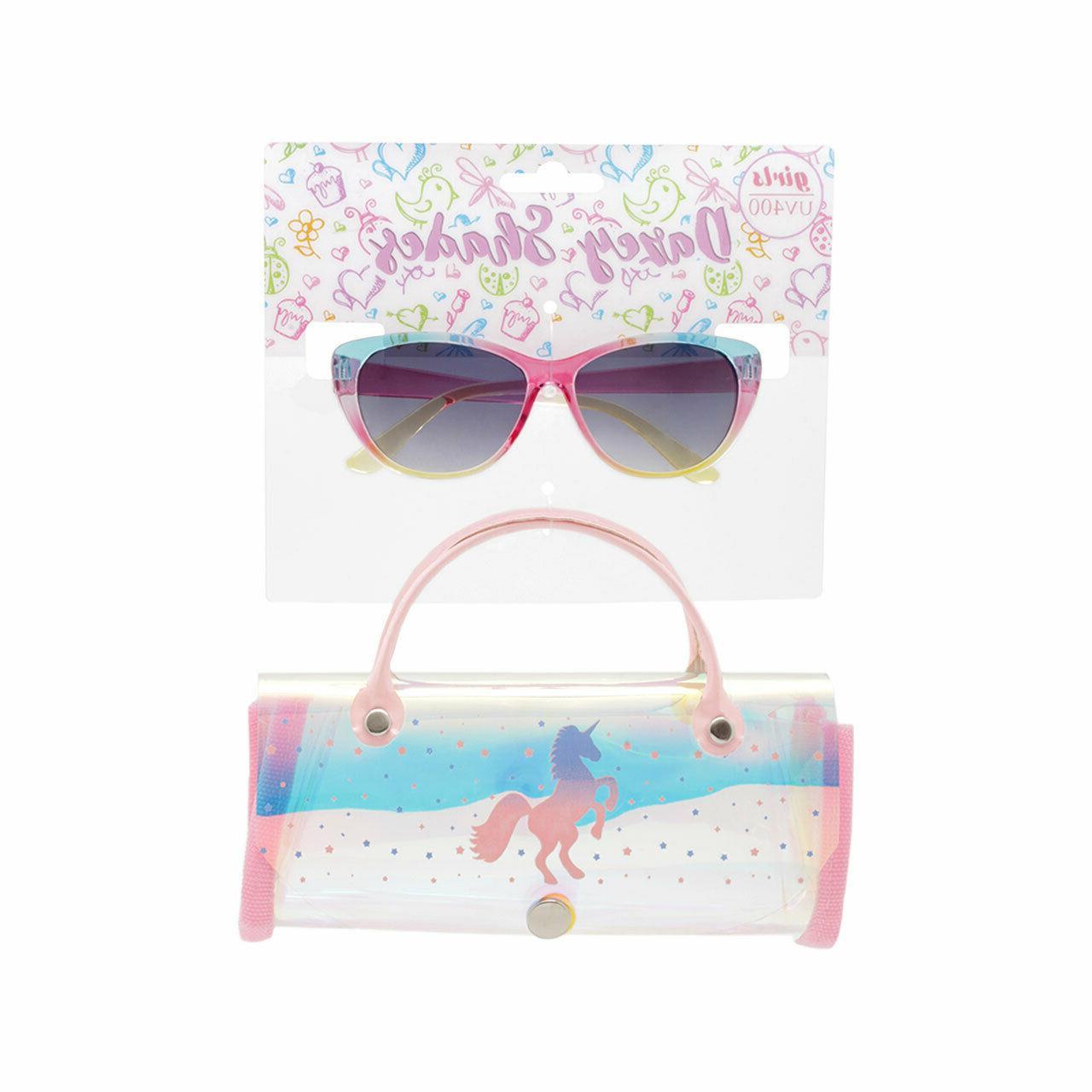 Girls Sunglasses - 12 Girls UNICORNS Child Size