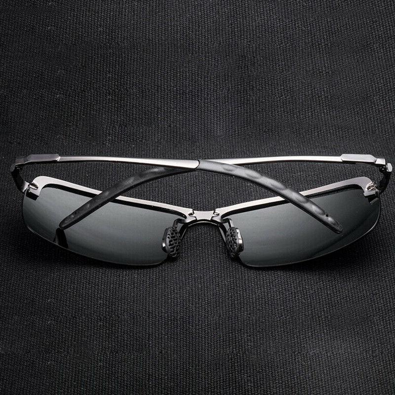 HD Polarized Sunglasses Driving Aviator Outdoor Sport
