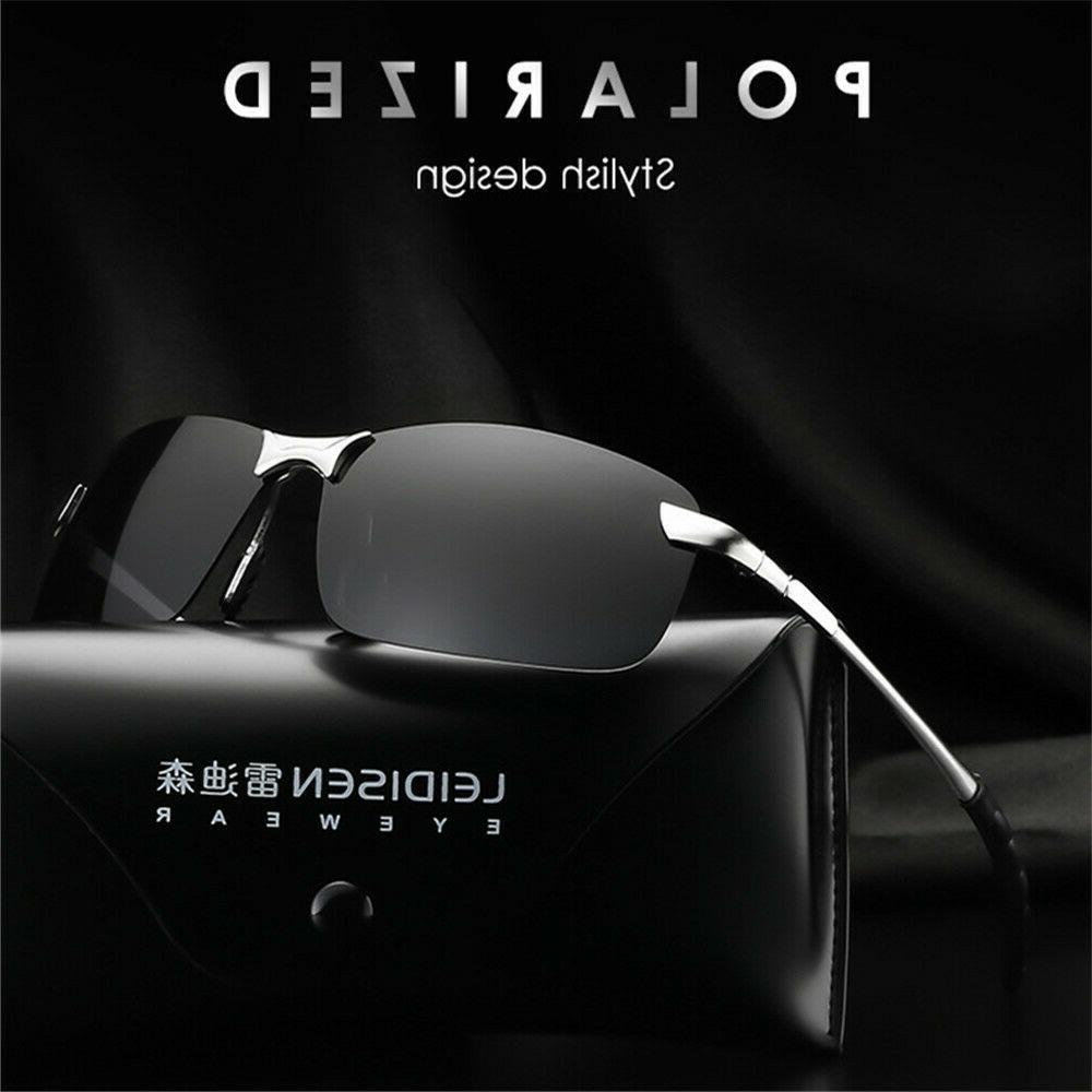 hd polarized sunglasses mens driving aviator glasses