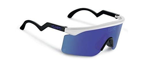 Oakley Unisex Heritage Blades Sunglasses, Matte Iridium, One Size