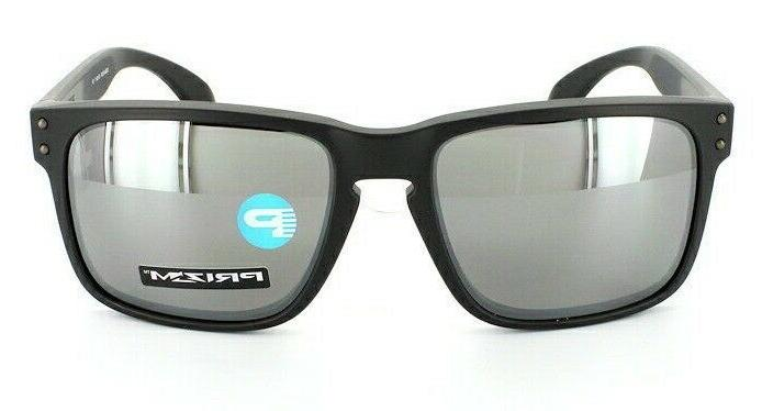 Oakley POLARIZED OO9244-2556 Matte PRIZM Black