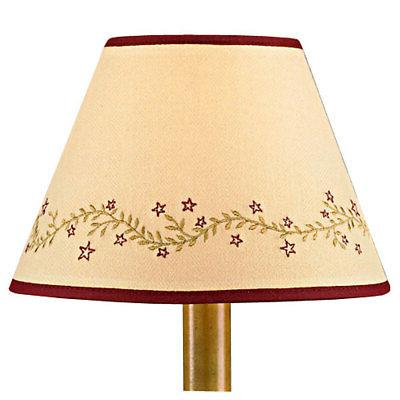 home sweet home star and vine lamp