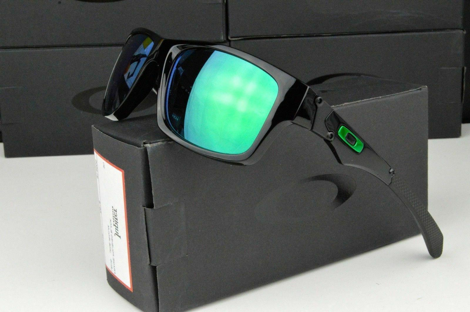 Oakley Jupiter Squared OO9135-05 Jade Iridium BNIB