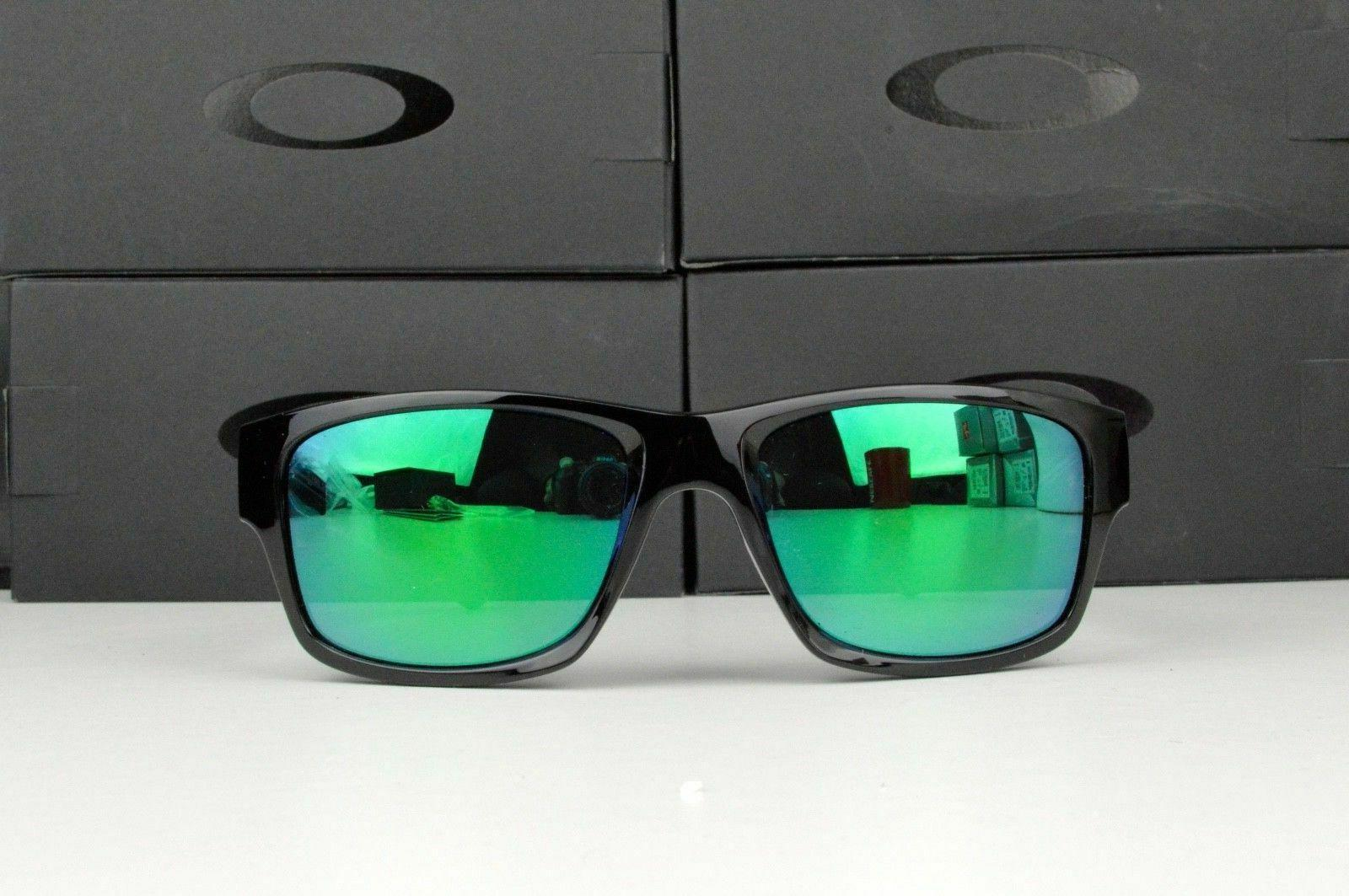 Oakley Sunglasses OO9135-05 Black Jade Iridium