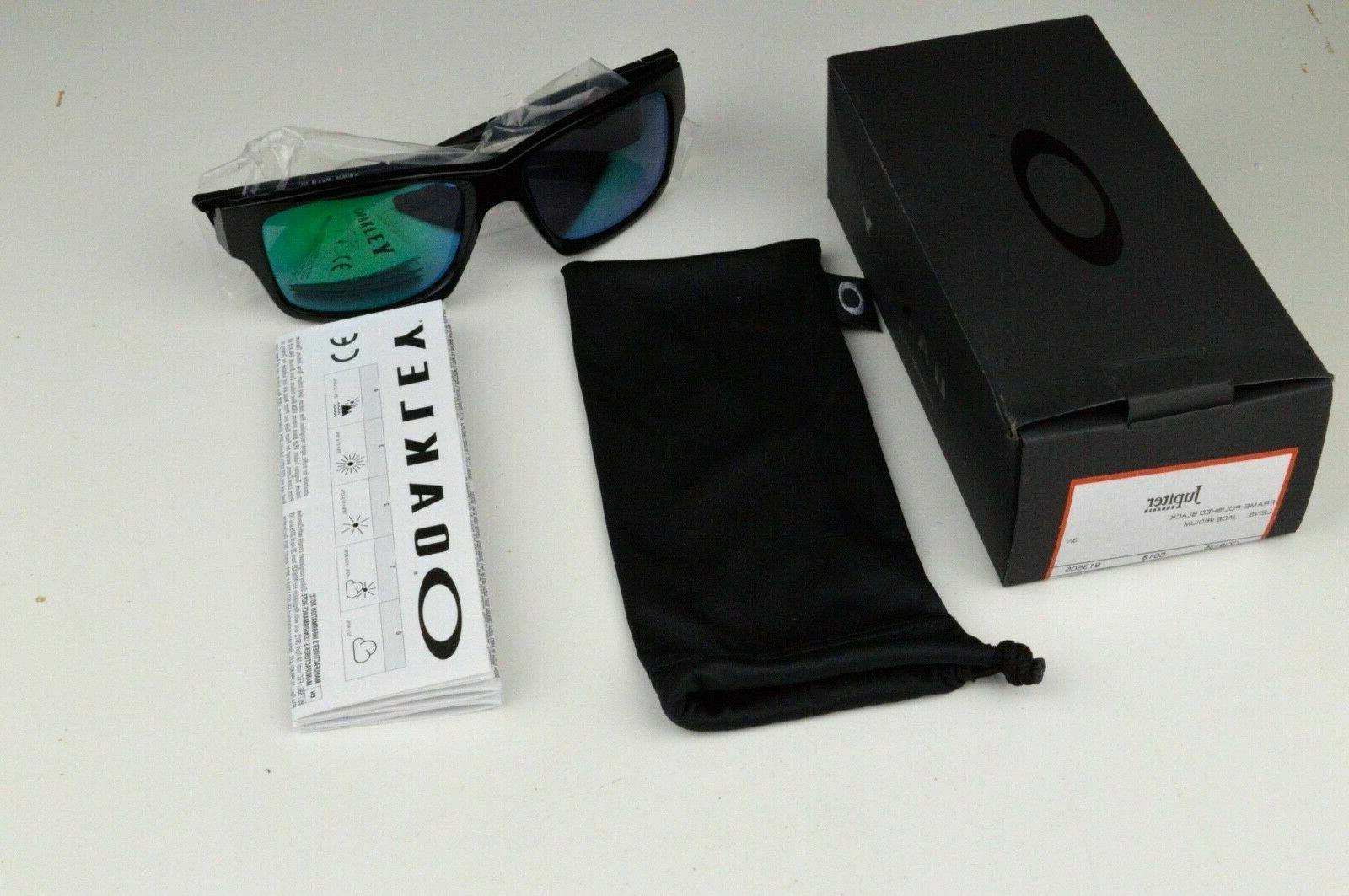 Oakley Jupiter Squared OO9135-05 Polished Jade