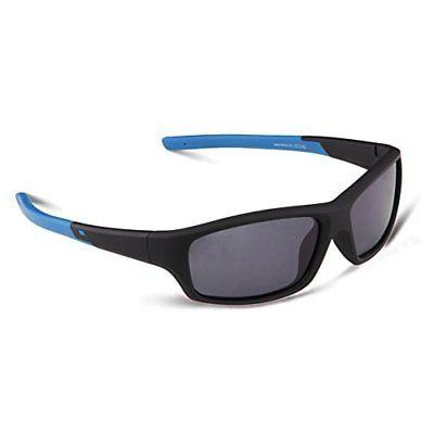 Duco Kids Sports Style Polarized Sunglasses Rubber Flexible