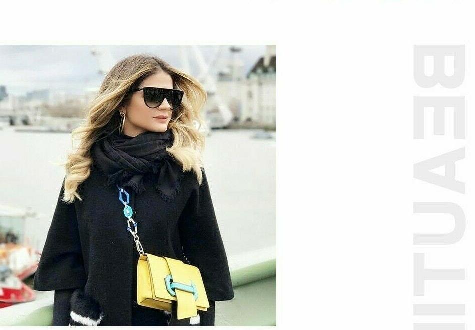 Kim Oversized Designer Eyewear
