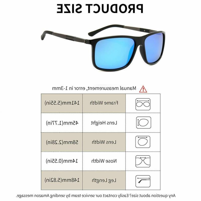 Sungait Sunglasses For Men Women Uv400