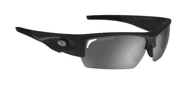 Tifosi Lore Sunglasses Matte Black/Smoke Gray Interchangeabl