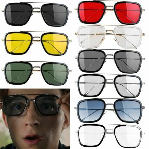 Tony Men Flight 006 Iron Glasses