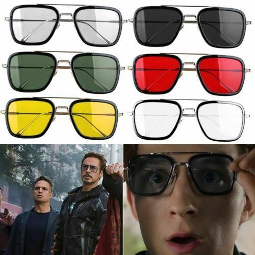 Tony Stark Flight Fashion